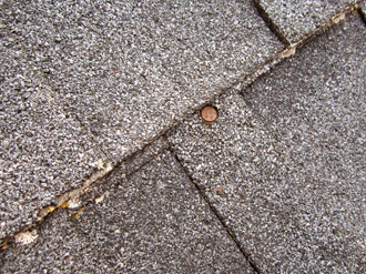Roof Repair Washtenaw County MI - Renaissance Roofing - Expose-Fasteners