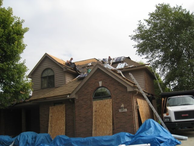 Roof Leak Repair Ypsilanti MI - Renaissance Roofing - FinishedProject2