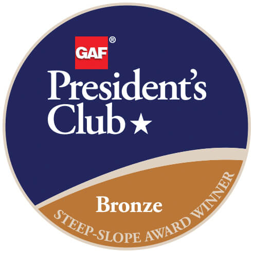6 Time GAF President's Club Award Winner - Blog - Renaissance Roofing - PresidentsClub